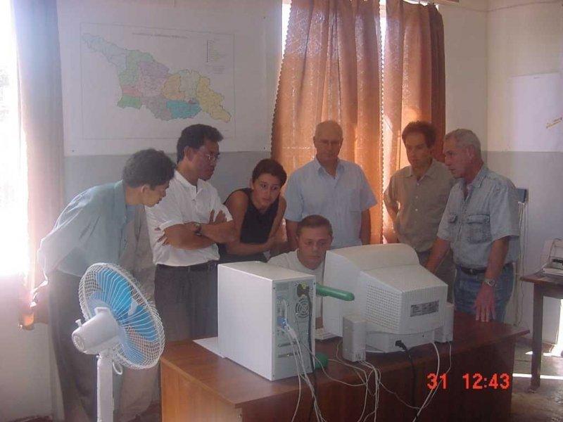 Experten aus Kambodscha