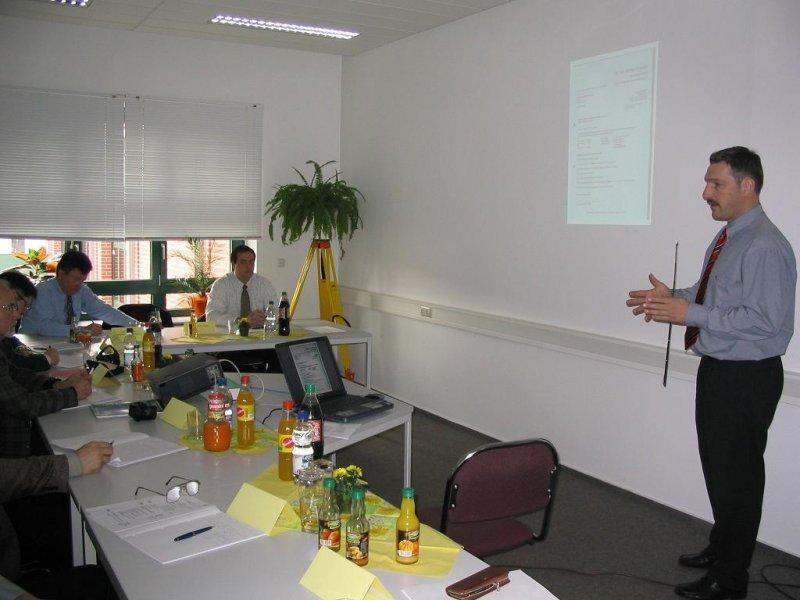 Study Tour in Leipzig