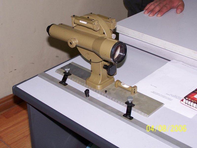Alte Messtechnik